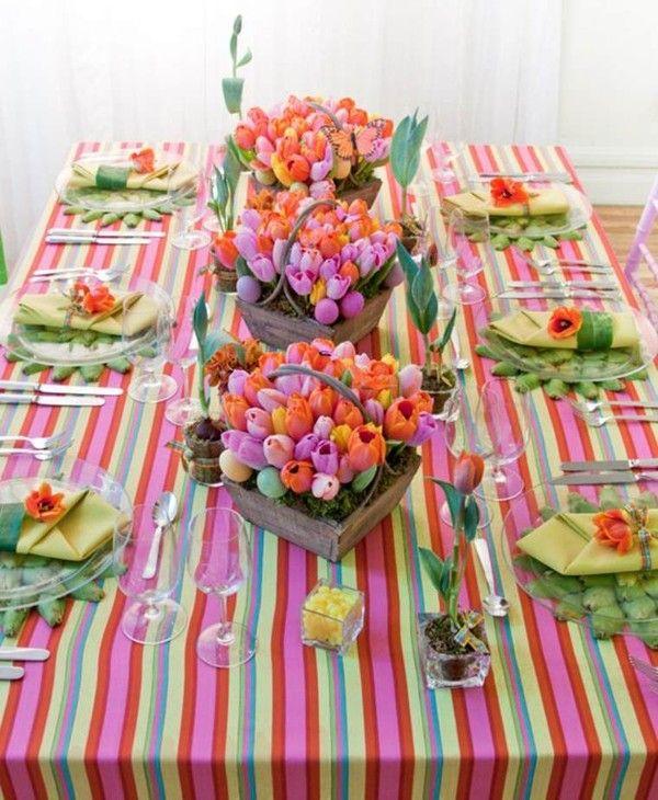 ===Como decorar una mesa con alegria...= 245e5670