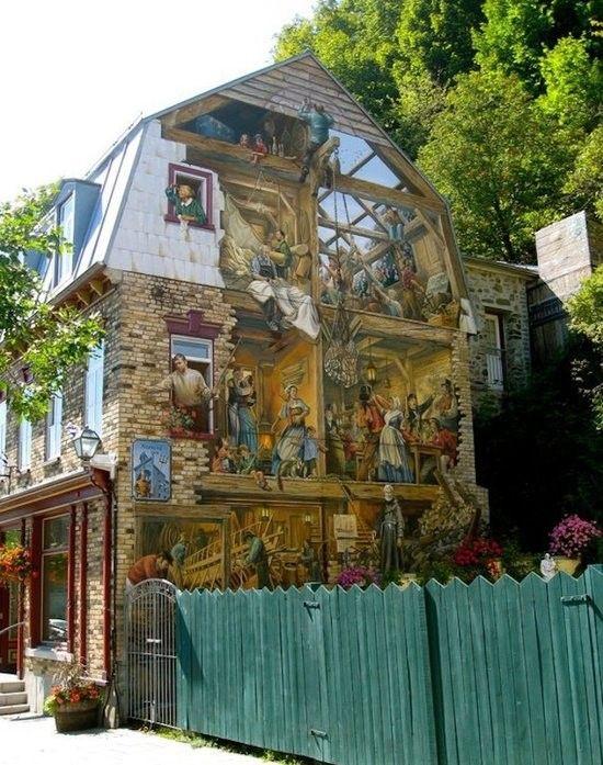 7889 octobre 2013 jolie maison tres belle peinture