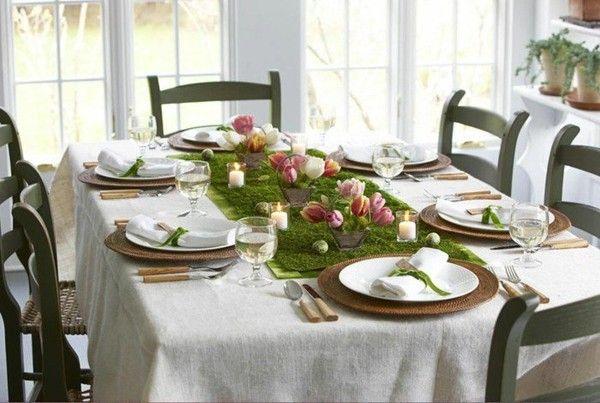===Como decorar una mesa con alegria...= 5b02baf8