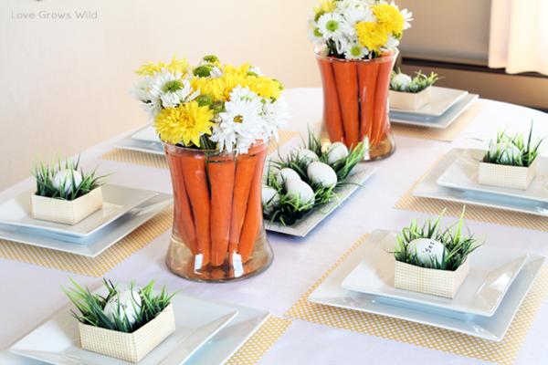 ===Como decorar una mesa con alegria...= 79c856c8