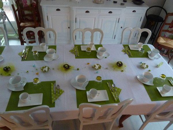 ===Como decorar una mesa con alegria...= 911e38c7