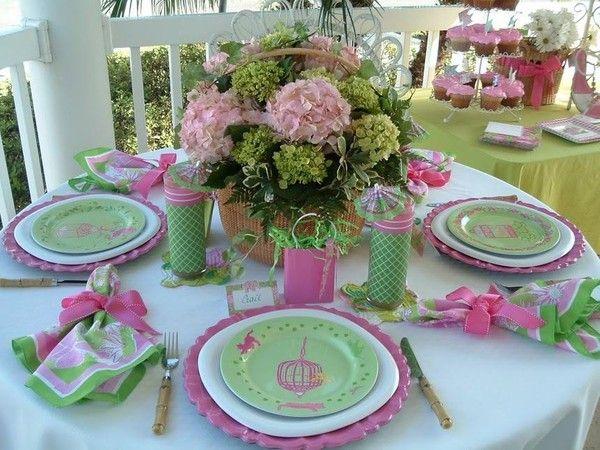 ===Como decorar una mesa con alegria...= Be1d17be