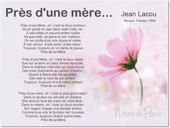 16 975 Mai 2019 Magnifique Texte De Jean Lacou