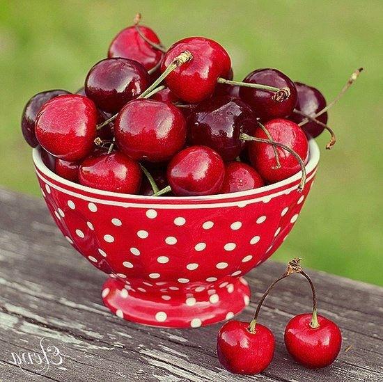 6699 Juillet 2013 les bons fruits rouges